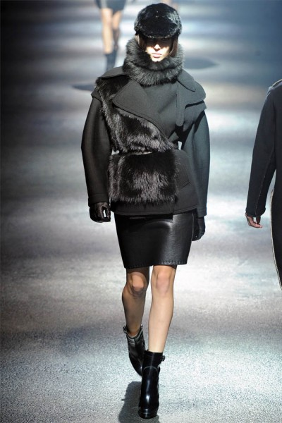 lanvin15 400x600 Lanvin Fall 2012 | Paris Fashion Week