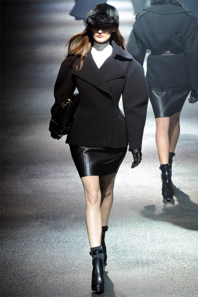 lanvin16 400x600 Lanvin Fall 2012 | Paris Fashion Week