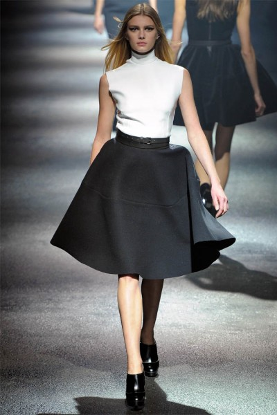 lanvin19 400x600 Lanvin Fall 2012 | Paris Fashion Week