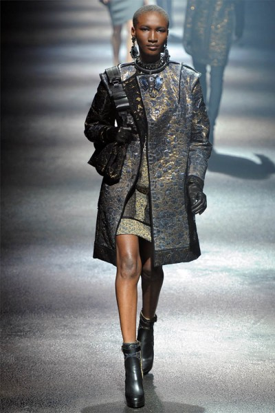 lanvin27 400x600 Lanvin Fall 2012 | Paris Fashion Week