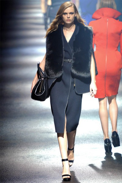 lanvin9 400x600 Lanvin Fall 2012 | Paris Fashion Week