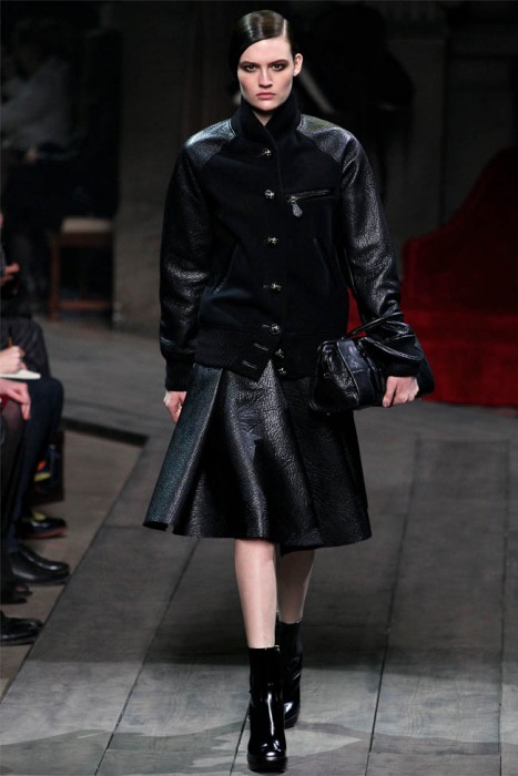 Loewe Fall 2012 | Paris Fashion Week