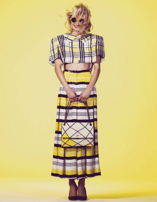 Melissa Tammerijn by Andrew Yee for How to Spend It