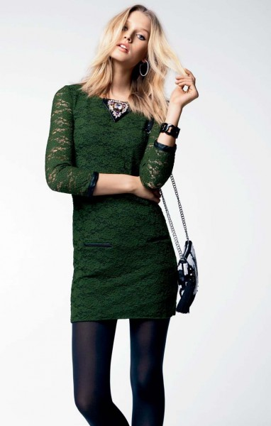 juicy couture18 382x600 Magdalena Frackowiak & Toni Garrn for Juicy Couture Fall 2012 Lookbook