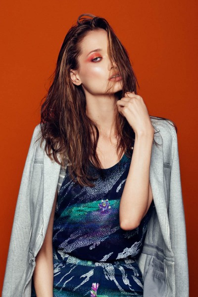 Viktoria Costa by Filippo del Vita for SCMP Style Magazine