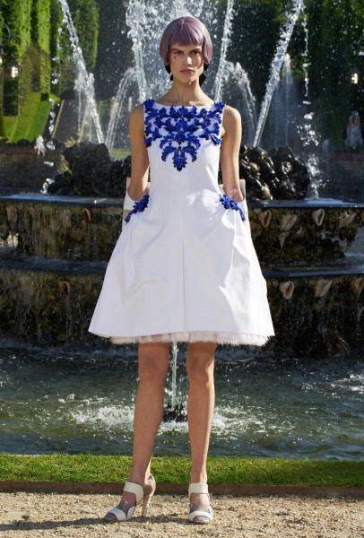 chanel resort66 406x600 Chanel Cruise 2013 Collection