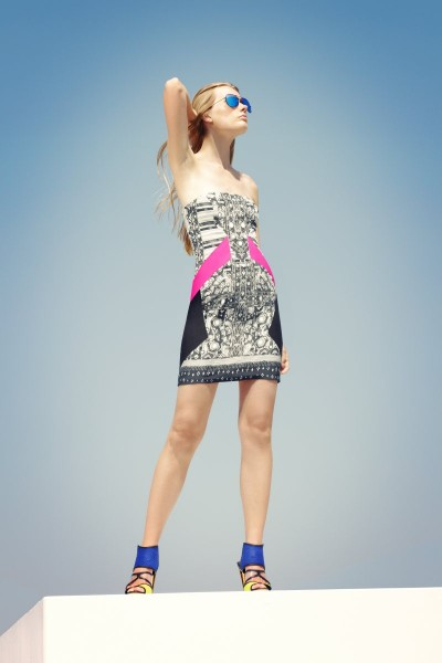 BCBG Max Azria's Resort 2013 Collection Offers Desert Luxe Looks