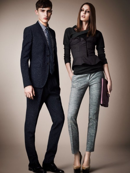 Burberry's Resort 2013 Collection is Tailored for Ease