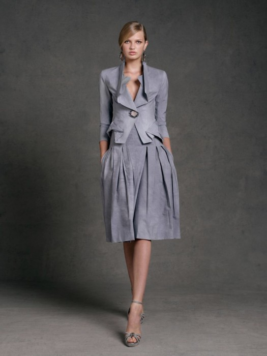 Donna Karan's Resort 2013 Collection Offers Elegant Daytime Styles