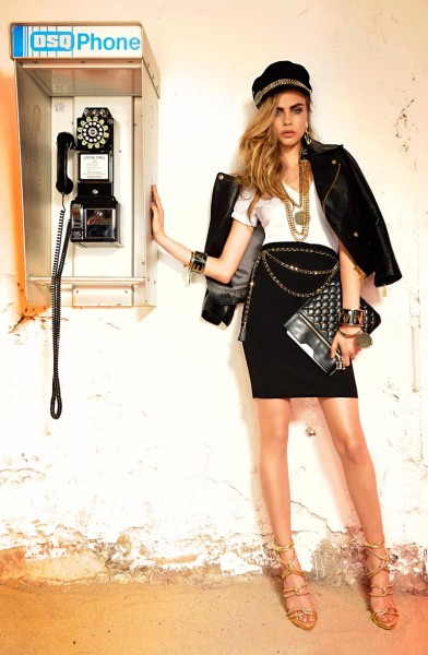 DSquared2's Resort 2013 Collection Has Nineties Flavor