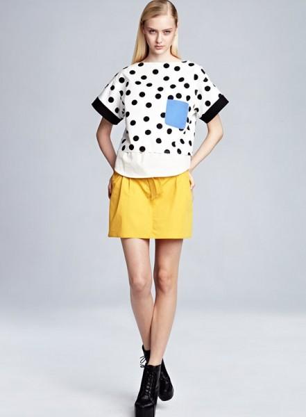 Friends & Associates Embraces Stylish Uniforms for its Resort 2013 Collection