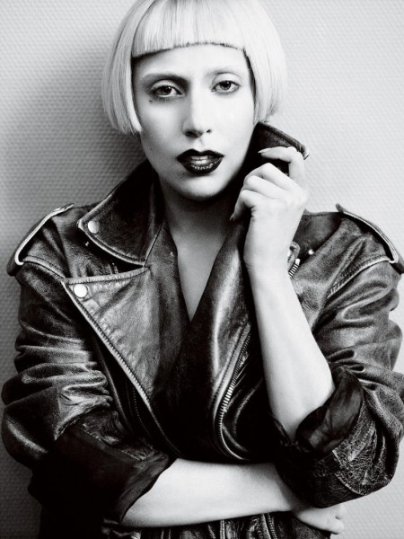 Lady Gaga to Cover the September Issue of American Vogue