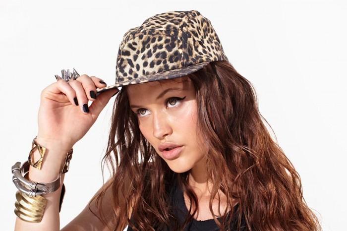 Chloe Lecareux is Flirty in Summer Styles for Nasty Gal's June 2012 Lookbook