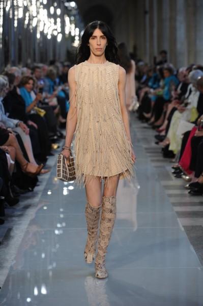 Salvatore Ferragamo's Resort 2013 Collection is Bohemian Glam