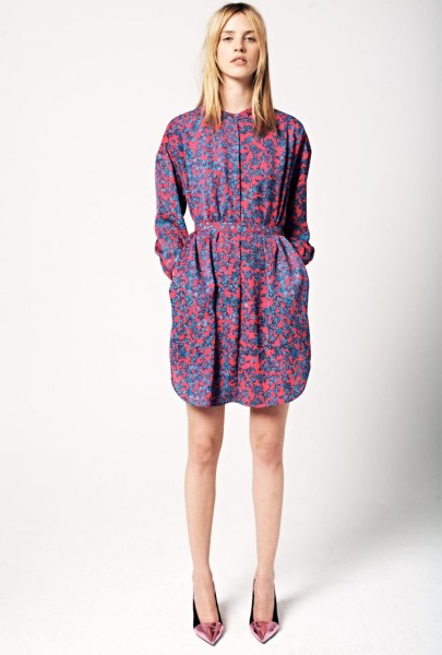 see chloe15 405x600 See by Chloes Resort 2013 Collection Keeps It Cool