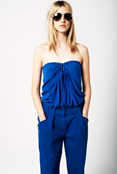 see chloe22 405x600 See by Chloes Resort 2013 Collection Keeps It Cool
