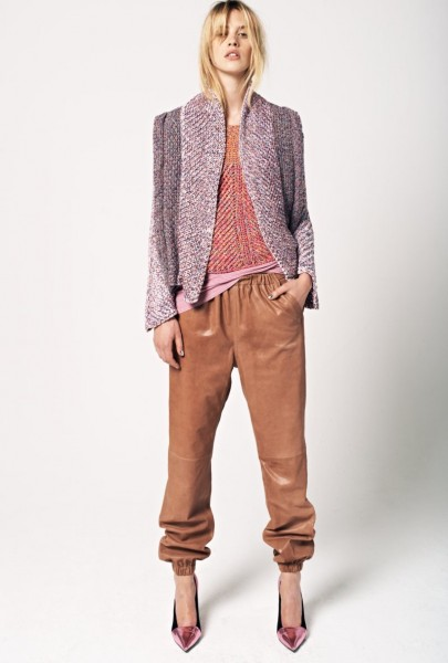see chloe4 405x600 See by Chloes Resort 2013 Collection Keeps It Cool