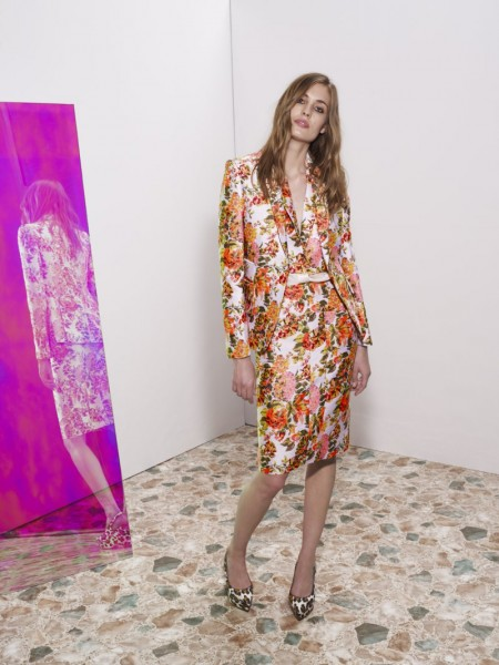 stella mccartney11 450x600 Stella McCartneys Resort 2013 Collection Embraces 70s Style, Colors and Prints