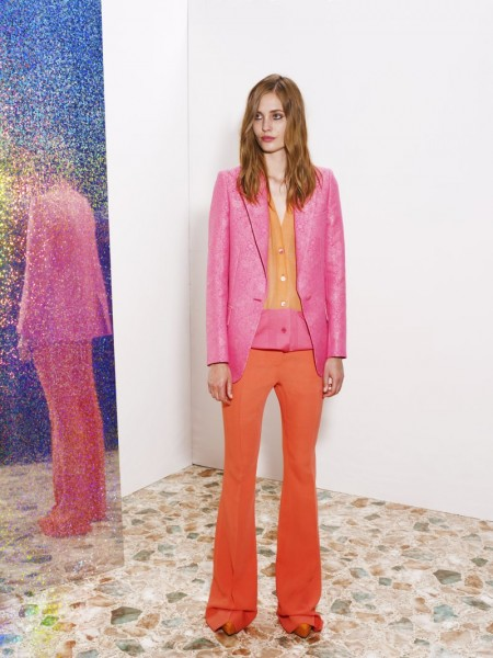 stella mccartney12 450x600 Stella McCartneys Resort 2013 Collection Embraces 70s Style, Colors and Prints