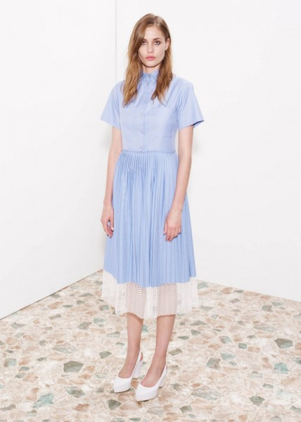 stella mccartney18 428x600 Stella McCartneys Resort 2013 Collection Embraces 70s Style, Colors and Prints