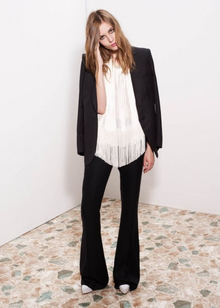 stella mccartney30 428x600 Stella McCartneys Resort 2013 Collection Embraces 70s Style, Colors and Prints