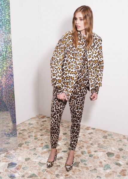 Stella McCartney's Resort 2013 Collection Embraces 70s Style, Colors and Prints