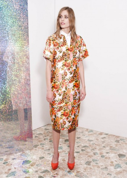 stella mccartney9 428x600 Stella McCartneys Resort 2013 Collection Embraces 70s Style, Colors and Prints