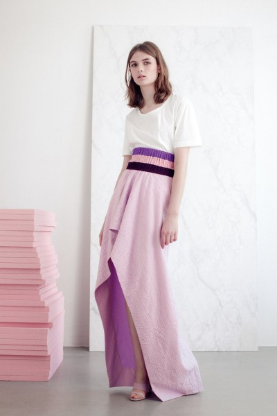 vionnet3 400x600 Vionnets Resort 2013 Collection Offers Airy & Modern Femininity