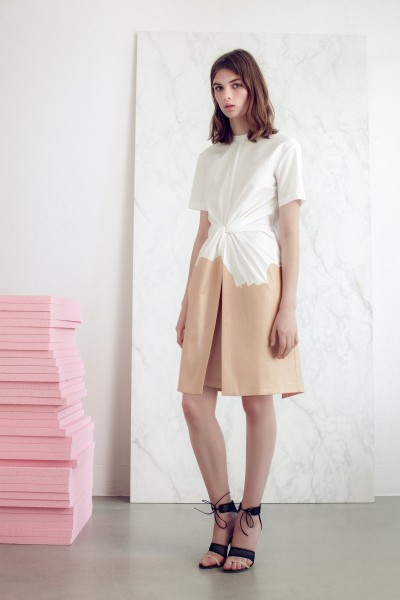 vionnet5 400x600 Vionnets Resort 2013 Collection Offers Airy & Modern Femininity
