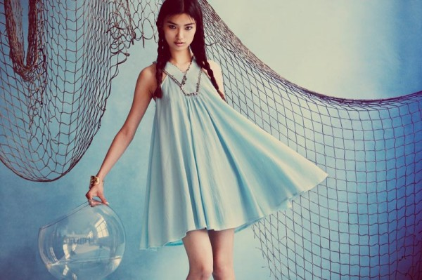 Free People's June Catalogue Features Zodiac Fashion