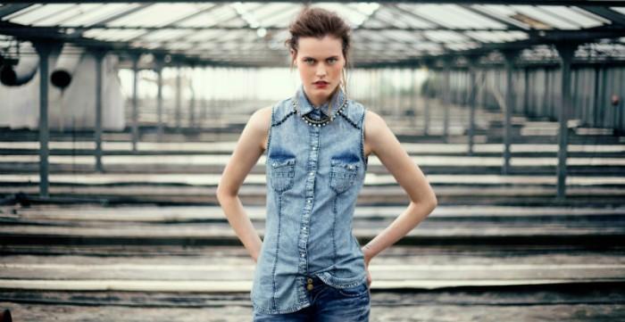 Bershka's August 2012 Lookbook is Casually Romantic