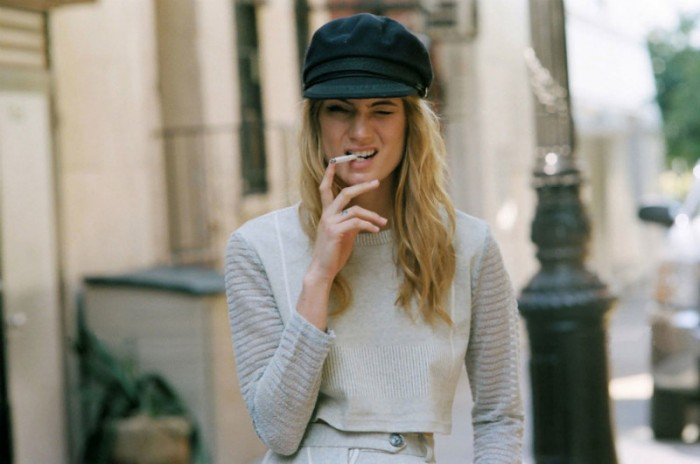 Lara Hemingway Owns the City Streets for Dossier Journal by Libby Gray