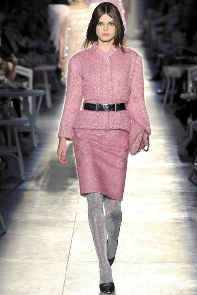 chanel19 400x600 Chanel Fall 2012 Couture | Paris Haute Couture