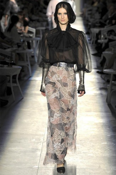 chanel48 400x600 Chanel Fall 2012 Couture | Paris Haute Couture