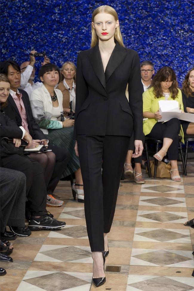 Dior Fall 2012 Couture | Paris Haute Couture