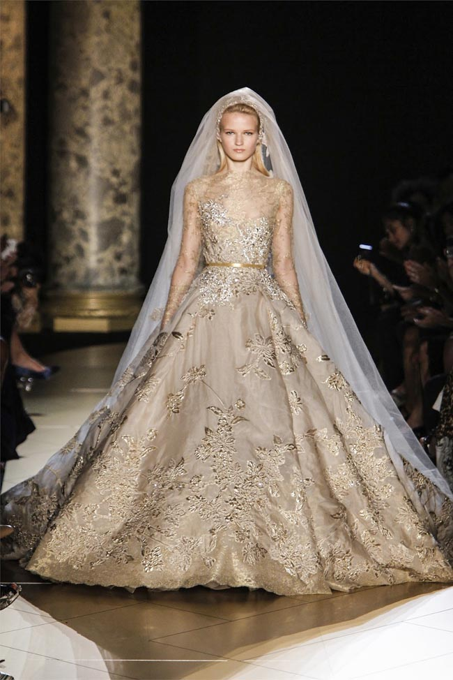 Elie saab fall 2012 couture paris haute couture for Couture a paris