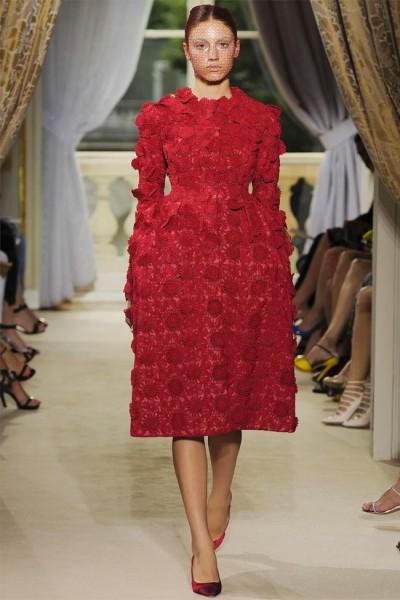 Giambattista Valli Fall 2012 Couture | Paris Haute Couture