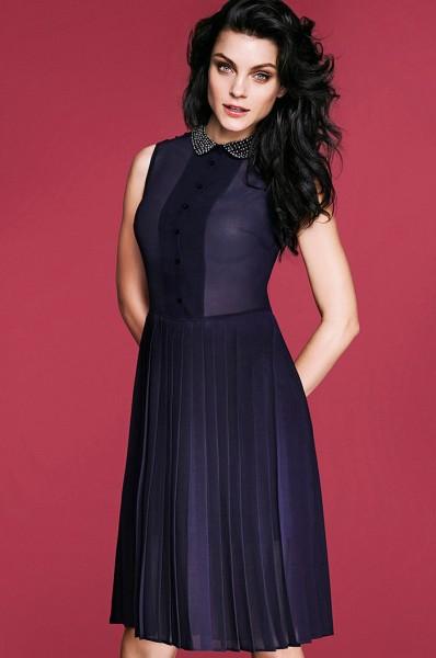 Jessica Stam Stars in H&M's Latest Trend Update Stylebook