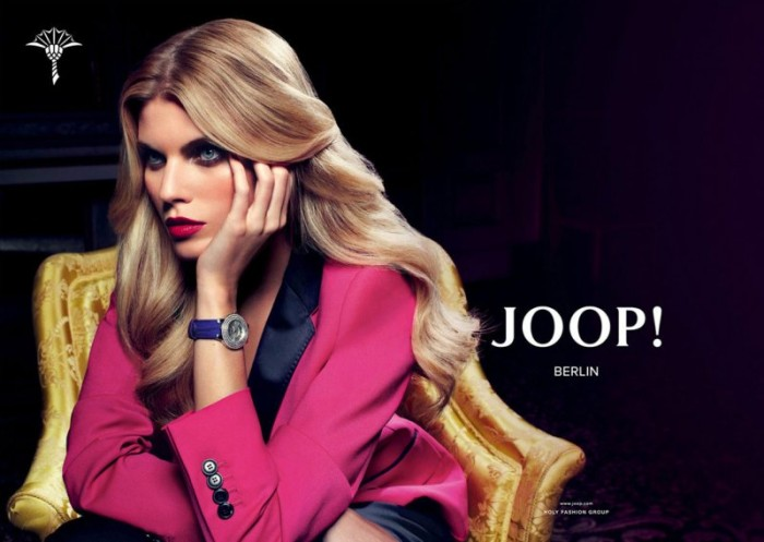 Maryna Linchuk Stars in the Joop! Fall 2012 Campaign by Dylan Don