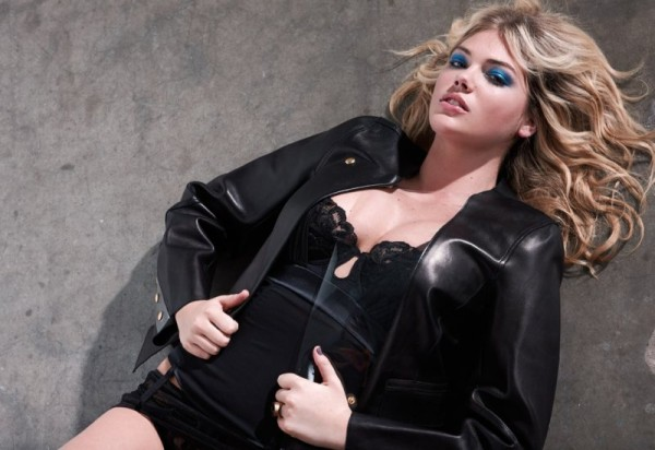 Kate Upton Smolders in The Sunday Times Style, Lensed by Eric Guillemain