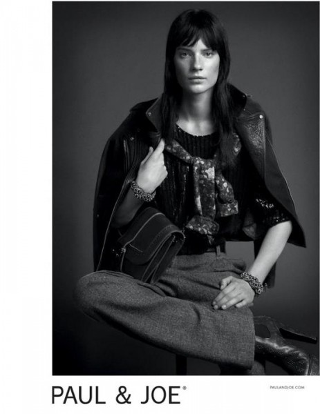 Querelle Jansen & Josefien Rodermans Front Paul & Joe's Fall 2012 Campaign