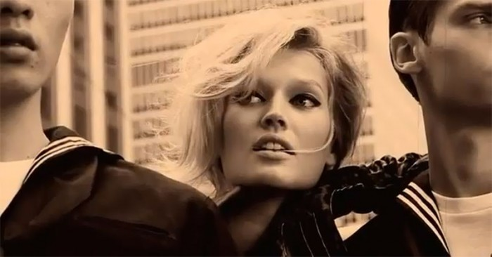"Toni Garrn Stars in the Film ""Shore Leave"" by Alexi Lubomirski"