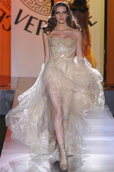 Atelier Versace Fall 2012 | Paris Haute Couture
