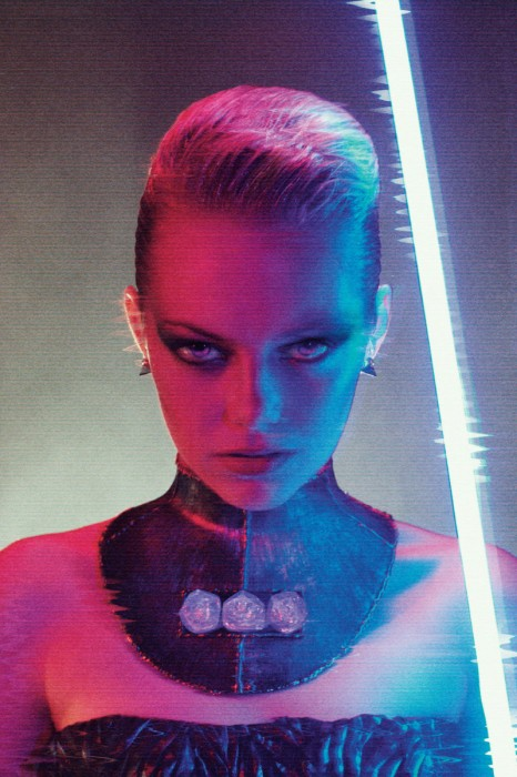 Emma Stone Lights Up Interview Magazine's September Issue