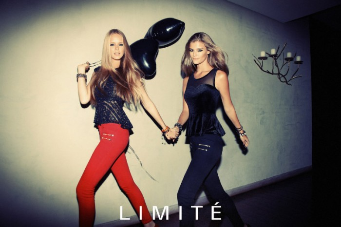 Richard Bernardin Shoots the LIMITÉ Fall 2012 Campaign in Party Going Style