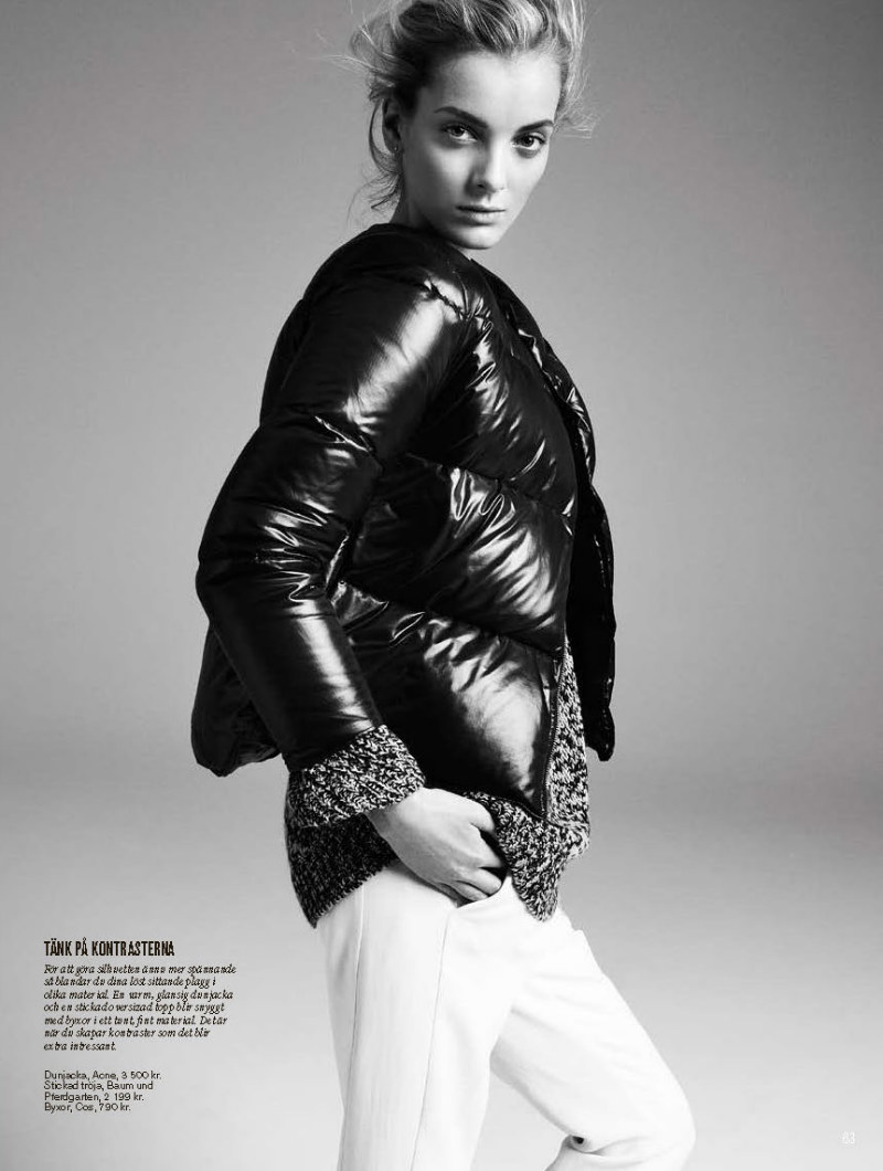 Denisa Dvorakova Goes Big in STYLEBY #11 by Ryan Michael Kelly