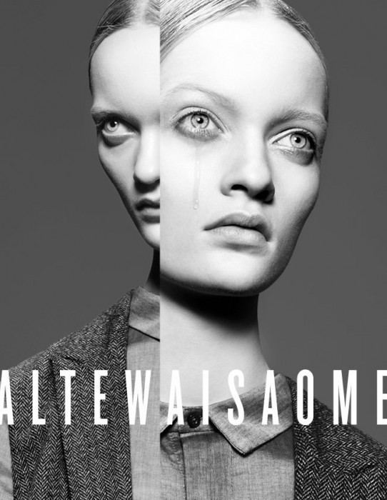 Ida Dyberg Stars in ALTEWAISAOME's Fall 2012 Campaign by Alexander Dahl