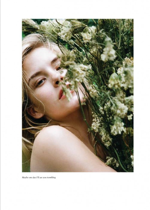 Ashley Smith is All Natural for Russh #47 by Cara Stricker
