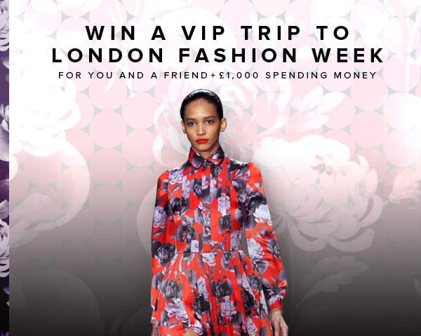 Win a VIP Trip to the Jonathan Saunders S/S 2013 Show with Motilo's LFW Competition
