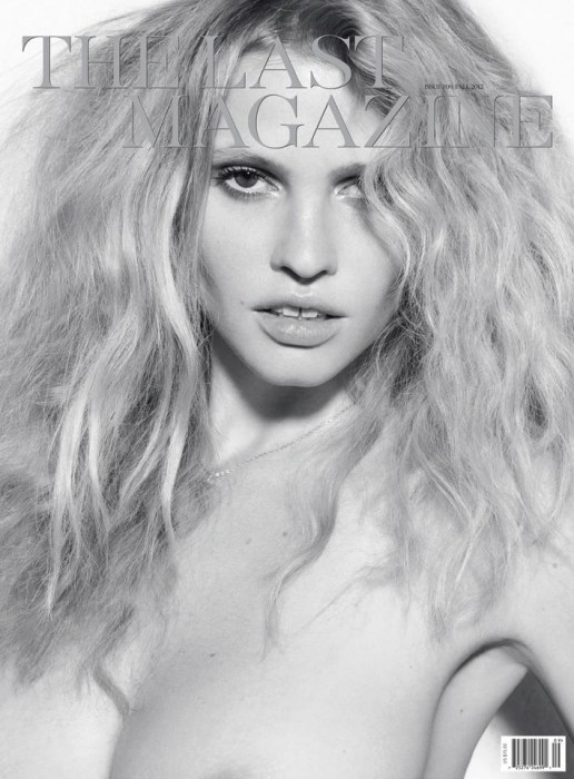Lara Stone is in a Daze for The Last Magazine's F/W 2012 Cover